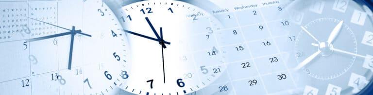 Arbeitszeit Symbolbild